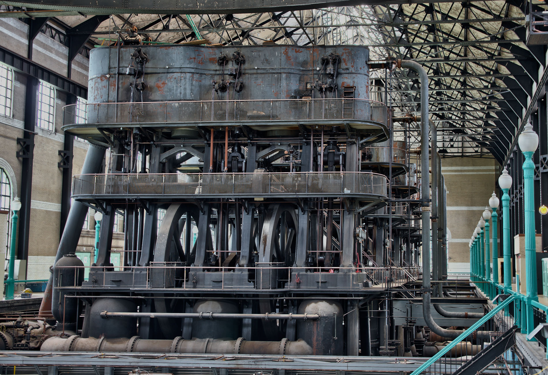 Pumping Station Darren Ketchum