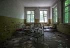 Kindergarten on the outskirts of Pripyat