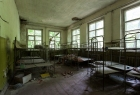 Kindergarten on the outskirts of Pripyat