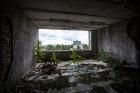 Pripyat Hotel room