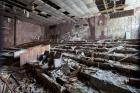 Pripyat cultural center cinema