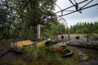 Pripyat Fair bumper cars