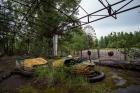 Pripyat Fair bumper cars