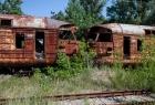 Pripyat train station