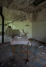 Pripyat Hospital exam room