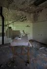 Pripyat Hospital exam room