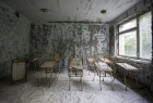 Pripyat Hospital maternity ward