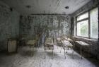 Pripyat Hospital maternity ward