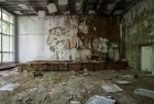 Pripyat Hospital conference room