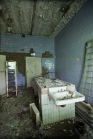Pripyat autopsy building autopsy table