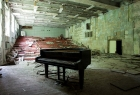 Pripyat music school theater