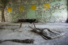 Pripyat Middle School gym