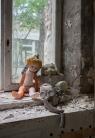 Pripyat Kindergarten toys left behind