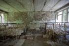 Pripyat Kindergarten dorm room