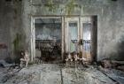 Pripyat Kindergarten classroom and sleeping area
