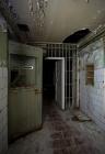 Pripyat Police station Prison cell hall